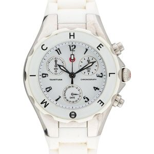 Michele Tahitian 34mm Watch